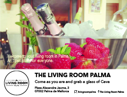 The living room palma